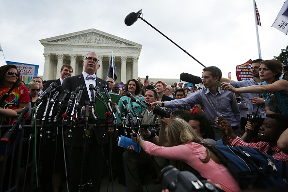 Domination「Supreme Court Rules In Favor Of Gay Marriage」:写真・画像(2)[壁紙.com]