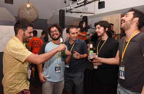 アーロン ラムジー「2015 Palm Springs International ShortFest - Day 2」:写真・画像(1)[壁紙.com]