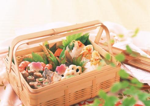 Picnic「Lunch」:スマホ壁紙(2)