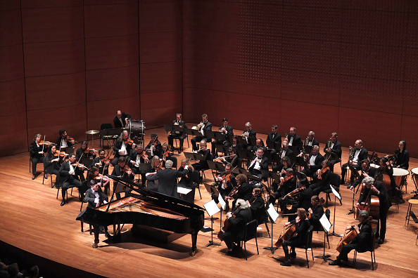 Alice Tully Hall「Young Concert Artists」:写真・画像(1)[壁紙.com]