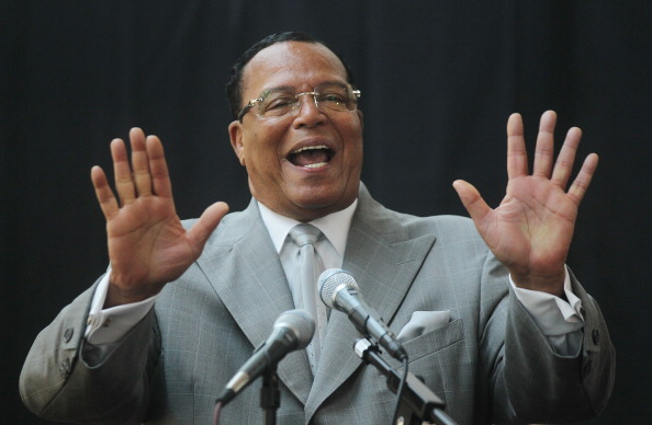 Louis Farrakhan「Louis Farrakhan And Ramsey Clark Hold News Conference To Criticize NATO's Involvement In Libya」:写真・画像(19)[壁紙.com]
