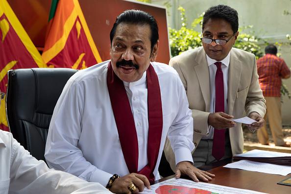 Sri Lanka「Sri Lanka's Government Under Crisis」:写真・画像(13)[壁紙.com]