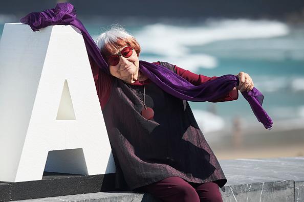 式典「Agnes Varda - Donostia Award Photocall - 65th San Sebastian Film Festival」:写真・画像(4)[壁紙.com]