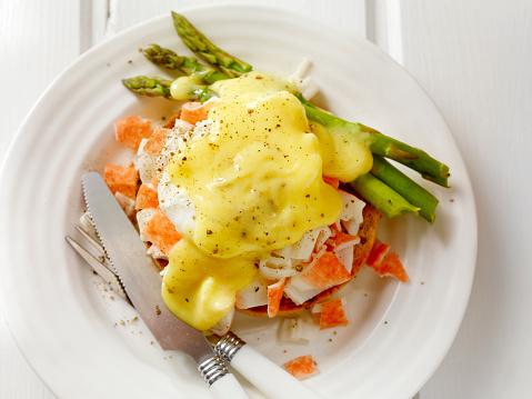 Crab - Seafood「Lobster Eggs Benedict」:スマホ壁紙(16)