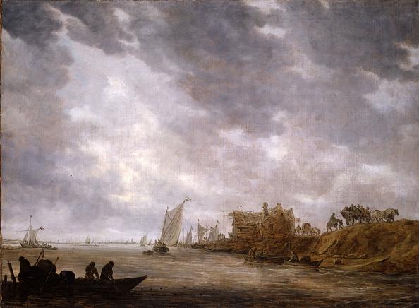 Fisherman「A River Scene」:写真・画像(9)[壁紙.com]