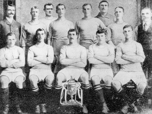 Soccer Team「Man City FA Cup」:写真・画像(5)[壁紙.com]