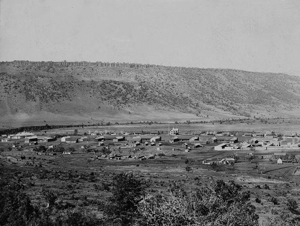 Arizona「Fort Apache, Arizona Territory, 1893」:写真・画像(17)[壁紙.com]