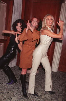 Charlie's Angels「SHeDAISY At The AMA Press Conference」:写真・画像(11)[壁紙.com]