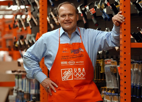 Erik S「The Home Depot CEO Robert L. Nardelli」:写真・画像(11)[壁紙.com]