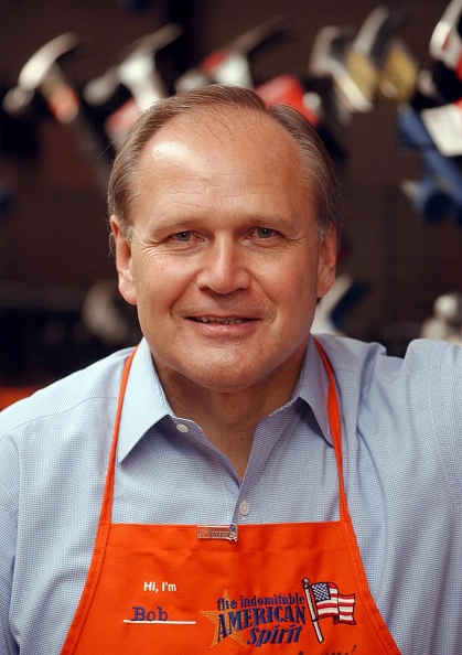 Erik S「The Home Depot CEO Robert L. Nardelli」:写真・画像(3)[壁紙.com]