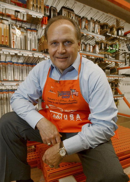 Erik S「The Home Depot CEO Robert L. Nardelli」:写真・画像(4)[壁紙.com]