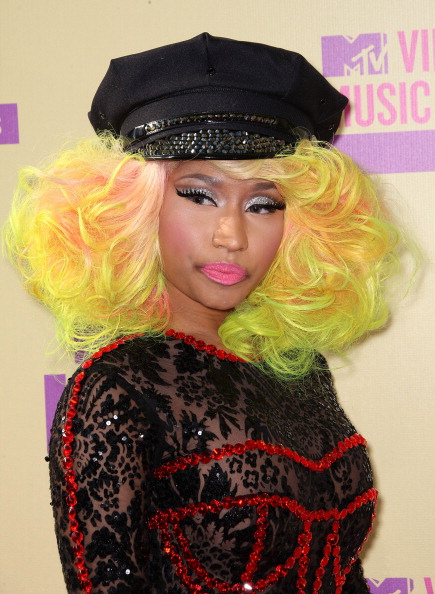 Eyeshadow「2012 MTV Video Music Awards - Arrivals」:写真・画像(15)[壁紙.com]
