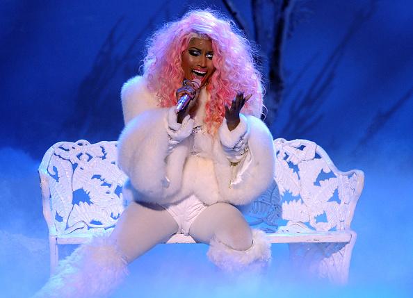 Pink Hair「The 40th American Music Awards - Show」:写真・画像(14)[壁紙.com]