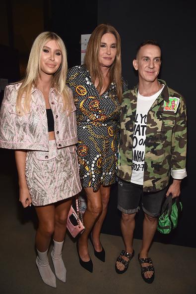 Theo Wargo「Jeremy Scott - Backstage - September 2018 - New York Fashion Week: The Shows」:写真・画像(4)[壁紙.com]