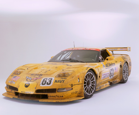 Model - Object「2002 Chevrolet Corvette Le Mans racing car」:写真・画像(10)[壁紙.com]