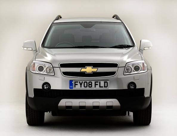 2000s Style「2008 Chevrolet Captiva LTX」:写真・画像(4)[壁紙.com]