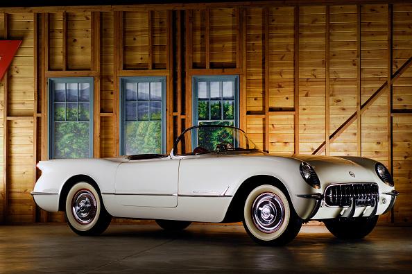 Journey「Chevrolet Corvette 1954」:写真・画像(13)[壁紙.com]