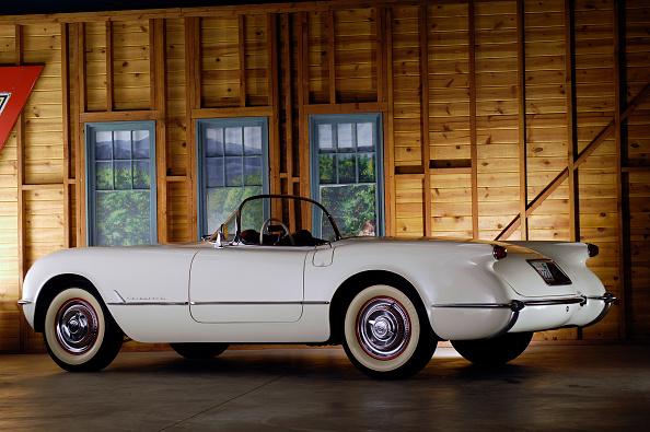 Journey「Chevrolet Corvette 1954」:写真・画像(10)[壁紙.com]