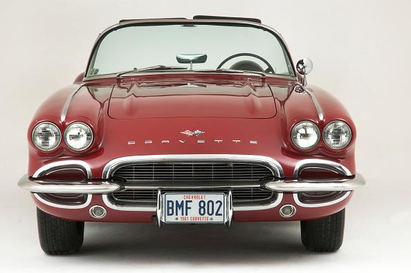 Facade「1961 Chevrolet Corvette C1 Convertible」:写真・画像(11)[壁紙.com]