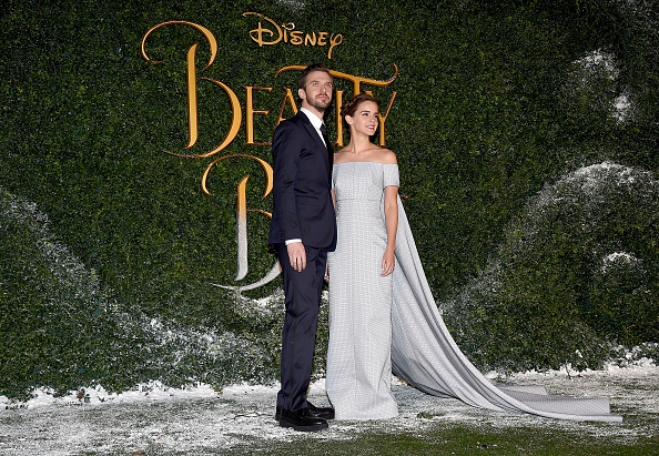 エマ・ワトソン「Disney's 'Beauty And The Beast' - UK Launch Event」:写真・画像(10)[壁紙.com]