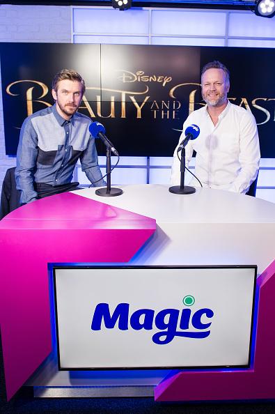 Magic Kingdom「Dan Stevens Visits Magic Radio」:写真・画像(12)[壁紙.com]