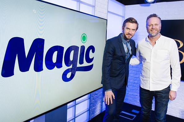 Magic Kingdom「Dan Stevens Visits Magic Radio」:写真・画像(10)[壁紙.com]