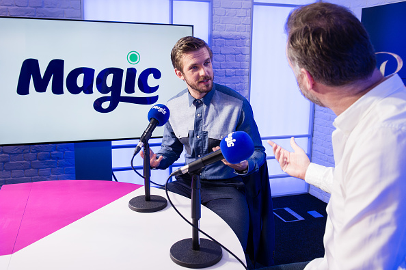 Magic Kingdom「Dan Stevens Visits Magic Radio」:写真・画像(13)[壁紙.com]