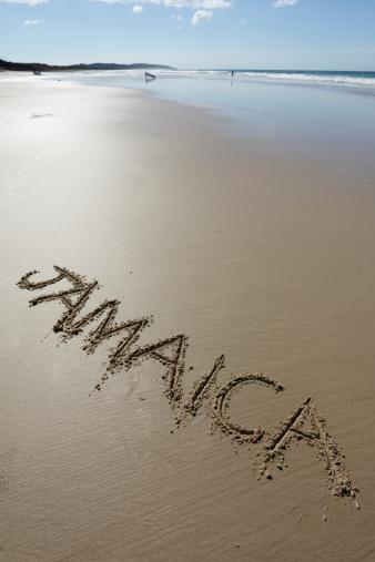 Empty「Jamaica Beach Words」:スマホ壁紙(8)