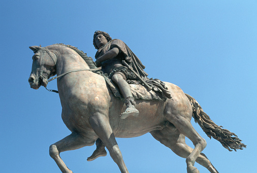 Louis XIV Of France「Equestrian Statue of Louis XIV」:スマホ壁紙(8)