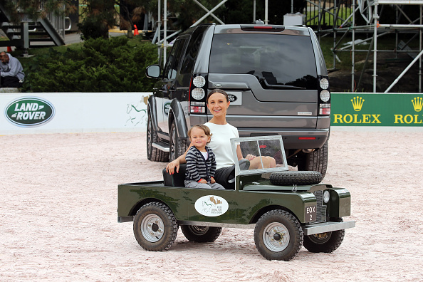 Sponsor「Land Rover North America Returns as Official Vehicle of the Rolex Central Park Horse Show」:写真・画像(0)[壁紙.com]