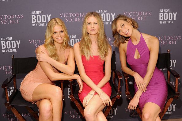 エリン・ヘザートン「Victoria's Secret Angels Meet Fans At Body By Victoria」:写真・画像(14)[壁紙.com]