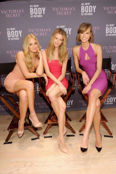 Erin Heatherton「Victoria's Secret Angels Meet Fans At Body By Victoria」:写真・画像(7)[壁紙.com]