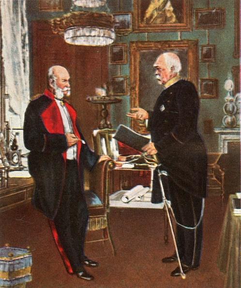 Prussia「Emperor And Chancellor」:写真・画像(4)[壁紙.com]