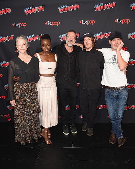 選考「NYCC Panel And Fan Screening Of 'The Walking Dead 901'」:写真・画像(9)[壁紙.com]