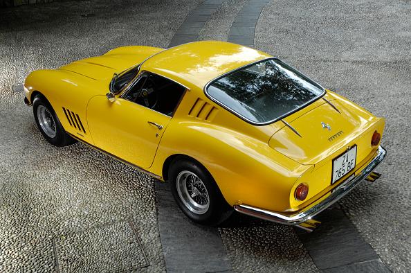 Ferrari「1966 Ferrari 275 GTB4」:写真・画像(18)[壁紙.com]