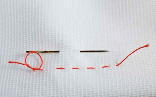 Sewing「Fil Rouge」:スマホ壁紙(16)