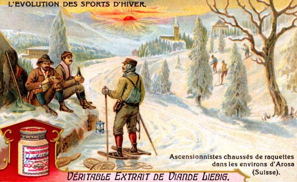 Arosa「The Evolution of Winter Sports: Climbers」:写真・画像(4)[壁紙.com]