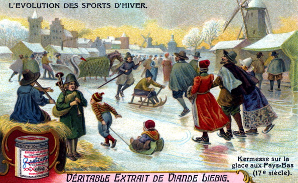 Netherlands「The Evolution of Winter Sports: Kermesse」:写真・画像(0)[壁紙.com]