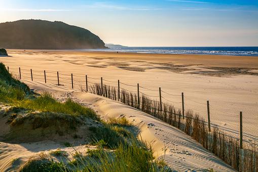 Cantabria「Berria beach in Cantabria」:スマホ壁紙(1)