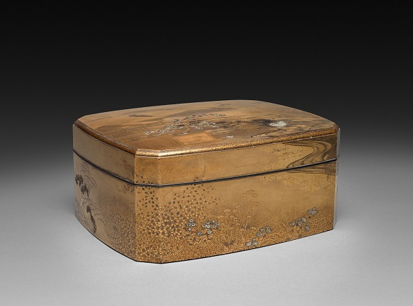 Tray「Lacquered Box With Tray And Lid」:写真・画像(16)[壁紙.com]