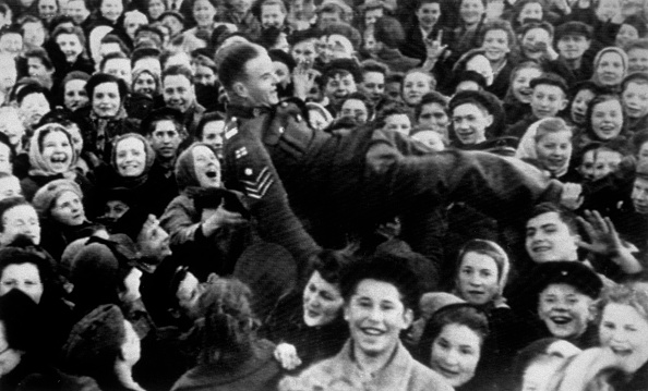 World War II「VE Day Moscow」:写真・画像(12)[壁紙.com]