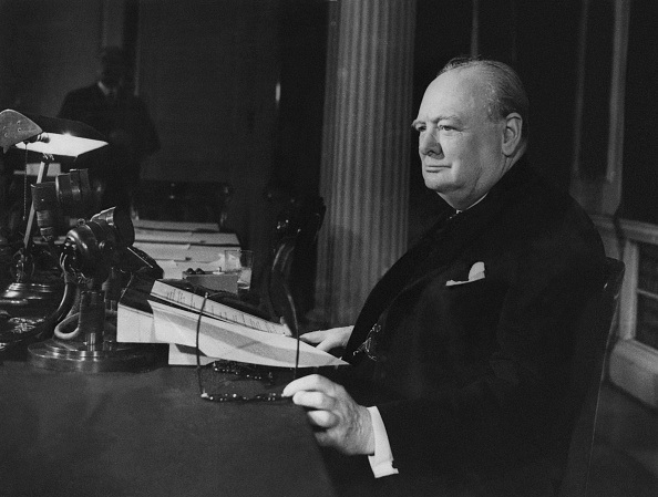 World War II「Winston Churchill」:写真・画像(3)[壁紙.com]