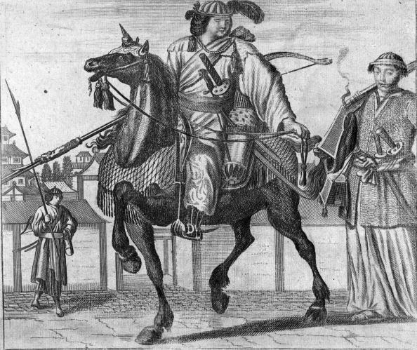 17th Century「Japanese Soldiers」:写真・画像(7)[壁紙.com]