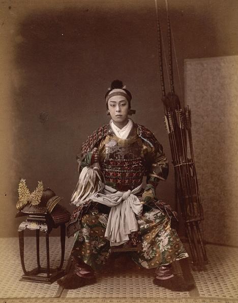 戦国武将「Japanese General」:写真・画像(1)[壁紙.com]