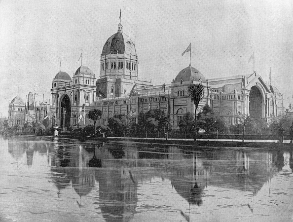 Spencer Arnold Collection「Royal Exhibition Building」:写真・画像(7)[壁紙.com]