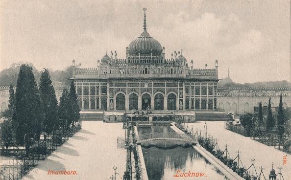 1900「Imambara. Lucknow', c1900」:写真・画像(8)[壁紙.com]