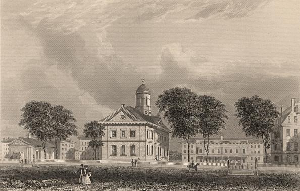 Colonial Style「Harvard University」:写真・画像(18)[壁紙.com]