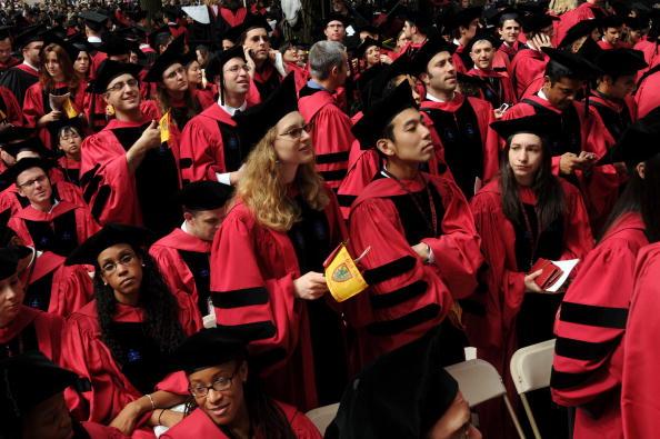 Harvard University「Class Of 2009 Graduates From Harvard University」:写真・画像(13)[壁紙.com]