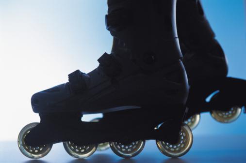 Roller skate「Inline skates」:スマホ壁紙(9)