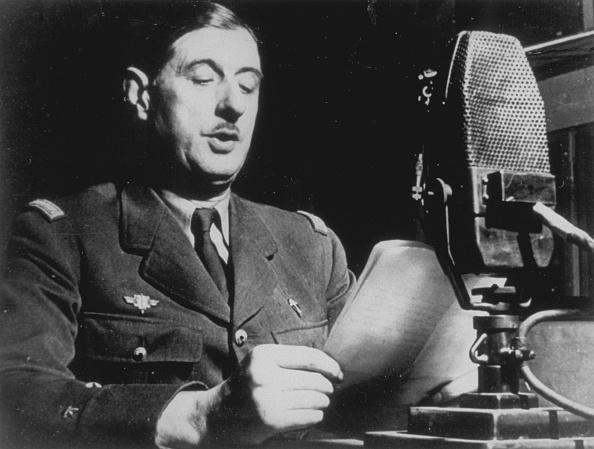 Speech「Charles De Gaulle」:写真・画像(13)[壁紙.com]